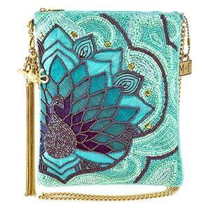 Mary Frances Disney Aladdin Palace Peacock 🦚 bag